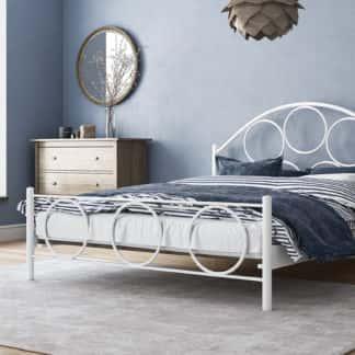 Μεταλλικό Κρεβάτι Ορφέας