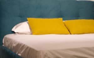 Ντυμένο Κρεβάτι Colours (Λεπτομέρεια)